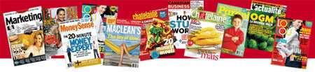 Rogers Magazines
