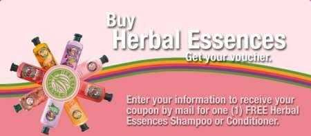 Herbal Essences Save.ca