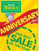 Food Basics Sales