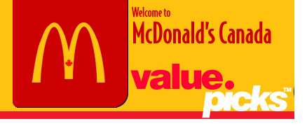 Macdonalds ValuePicks