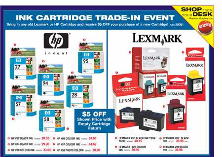 perawan-tante.tk Coupons InkCartridges Shopping and Savings Tips. FREE Shipping. They offer free shipping on all orders for the contiguous US - this is a great way to save money! Save money when you use promo codes. Increase your savings by using a perawan-tante.tk coupon .