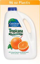 Tropicana Orange Hice