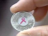 Pink Canadian Quarter