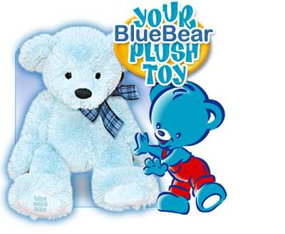 Blue Bear Nestle