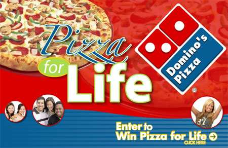 Dominos Pizza Canada