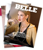 Subscribe to Belle Magazine
