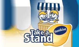 Sunkist Stand