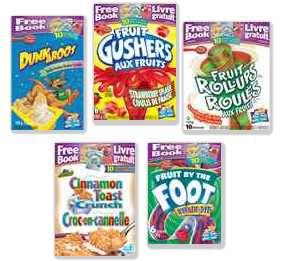 Children Cereals