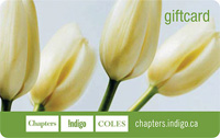 Chapters giftcard