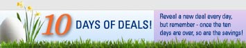 Dell Canada's 10 Days of Deals