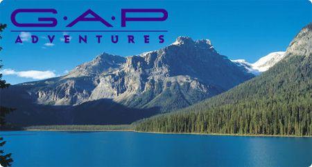 GAP Adevntures Canada