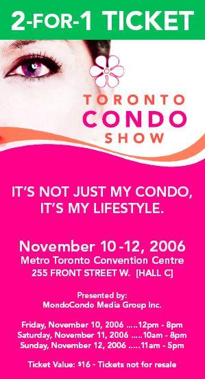 Toronto Condo Show