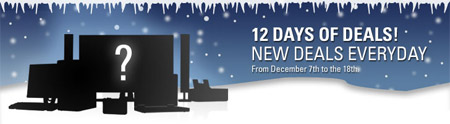 DELL Canada 12 Days of Deals