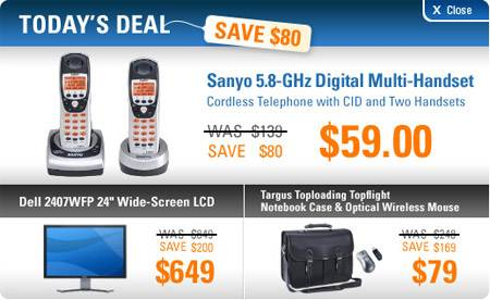 DELL Canada Days of Deals