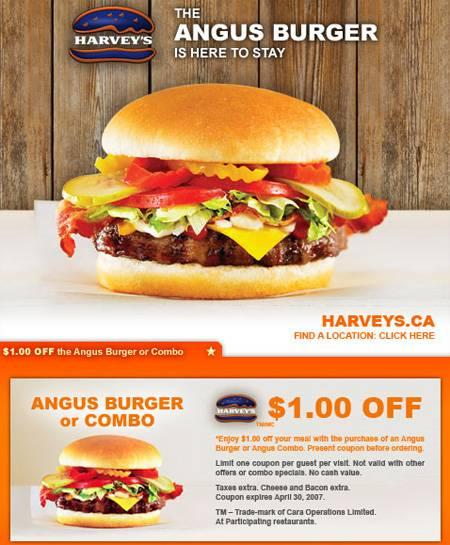 Harveys Canada