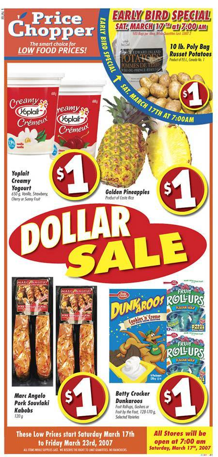 canadian grocery deals