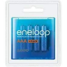 Dell Canada: Eneloop 4 AAA Rechargeable Batteries