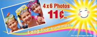 IGA Canada 4×6 Digital Photos 11cents