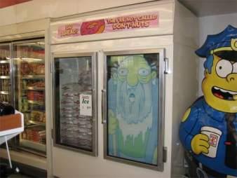Simpsons' Kwik-E-Mart in Canada!