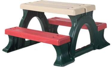 Picnic Table: $20 and less