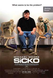 Healthcare Workers Across Canada Watch Sicko for Free