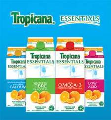 Canadian Freebies: 1.89L Carton of TROPICANA Essentials from Save.ca
