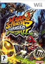 Mario Strikers Charged for Wii $49.99 at HMV.ca