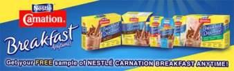Canadian Freebies: Sample of Nestle Carnation Breakfast
