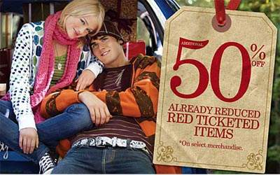 Stitches Canada: 50% off Already Reduced Items