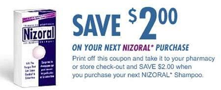 Nizoral Shampoo Coupon
