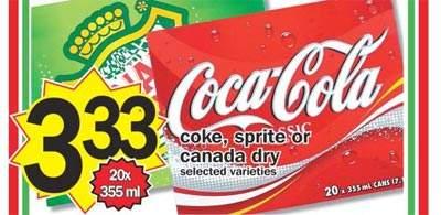 No Frills Flyer Canada - Good Coke Price