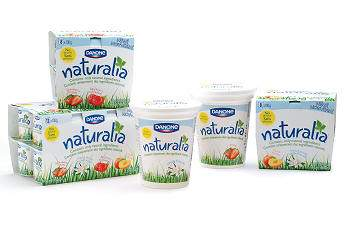 Danone Canada Coupons: $1 off Naturalia Yogurt