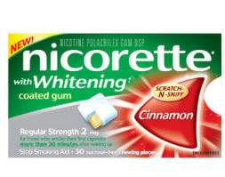 Nicorette Coupon Codes, Promos & Sales Want the best Nicorette coupon codes and sales as soon as they're released? Then follow this link to the homepage to check for the latest deals.