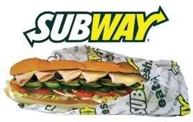 Subway Canada Anniversary Promo