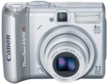 Staples Canada: Canon PowerShot A570