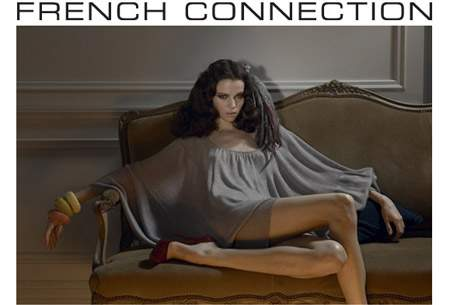 French connection coupon canada