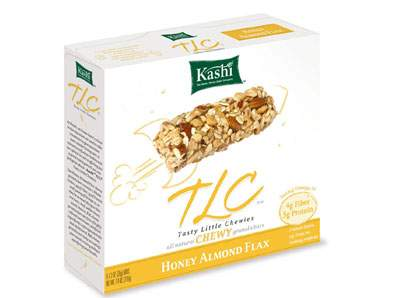 Canadian Freebies: Coupon for Full Box of Kashi Granola Bars