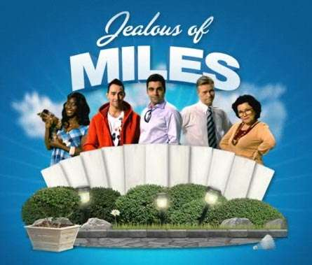Jealous of Miles - Get up to 15 Free Air Miles Canada