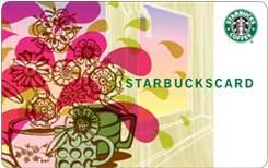 Starbucks Canada: Starbucks Card Bonuses