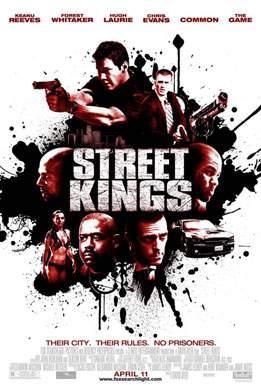 """Free Screening of Movie """"Street Kings"""""""