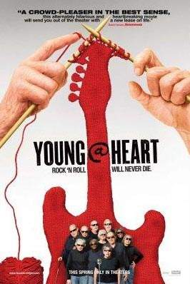 """Free Screening of """"Young@Heart"""""""