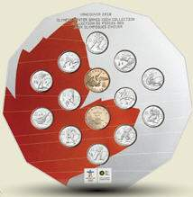 Free Stuff Canada: Royal Canadian Mint Vancouver 2010 Collector Card