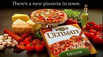 Free Delissio Pizza Delivered or $3 off Coupon