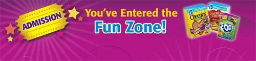 General Mills FreePassToFun.ca - Free Admission to Family Attractions