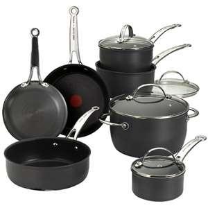 T-fal Jamie Oliver 11-Piece Cookware Set Save $500