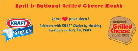 Free Pack of Kraft Cheese Singles - April 16 First 1000 ONLY
