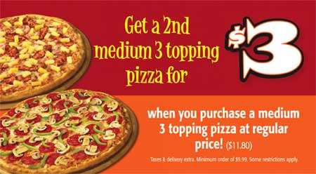 Pizza Pizza Canada Hot Deals + Error