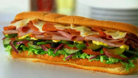 Subway Canada: ALL Regular Footlongs $6