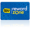 Best Buy Canada Reward Zone - 50 Points Free