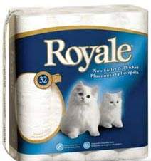 Royale Canada Bathroom Toilet Paper